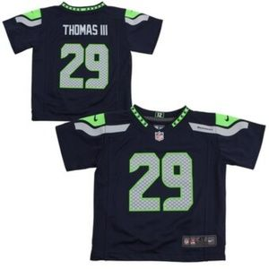 💚NFL Seattle Seahawks Boys Jersey size M (10/12)